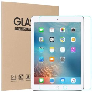 ipad 2 3 4 tempered glass with cleaning wipe combo set