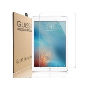 ipad pro 10'5 tempered glass with cleaning wipe combo set
