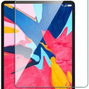 ipad pro 11 tempered glass with cleaning wipe combo set