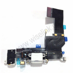 iphone 5S CHARGING PORT white