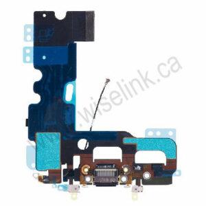 iphone 7 plus charging port black