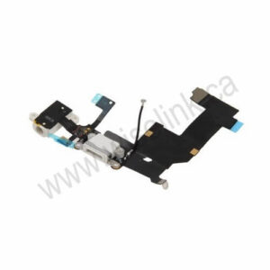 iphone 5 CHARGING PORT-white