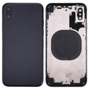 iphone X HOUSING Black