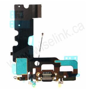 org iphone 7 charging port black