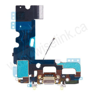 org iphone 7 charging port white