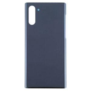 Samsung Note 10 back cover black